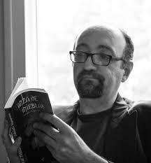 Eduardo Vaquerizo, autor Nos Mienten